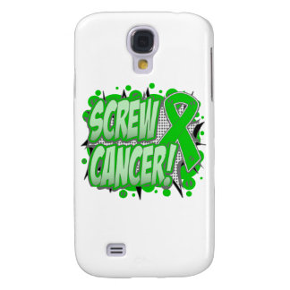 Screw Bile Duct Cancer Comic Style Samsung Galaxy S4 Case
