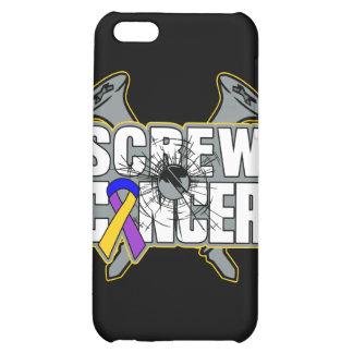 Screw Bladder Cancer iPhone 5C Case