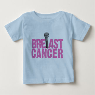 Screw Breast Cancer Infant T-shirt