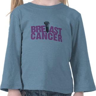 Screw Breast Cancer Tshirts