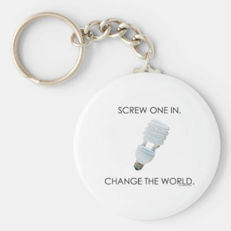 Screw Bulb Key Chains