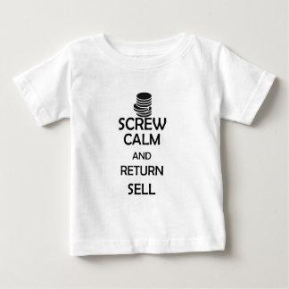 screw calm and return sell shirt