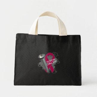 Screw Cancer - Grunge Multiple Myeloma Bags