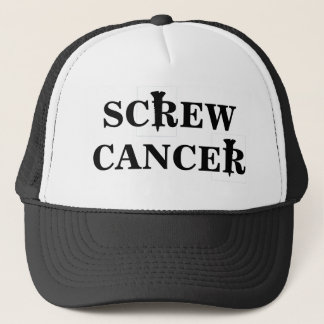 Screw Cancer Hat