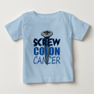 Screw Colon Cancer Baby T-Shirt