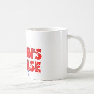Screw Crohn's Disease Classic White Coffee Mug