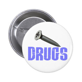 drug abuse buttons and drug abuse pins