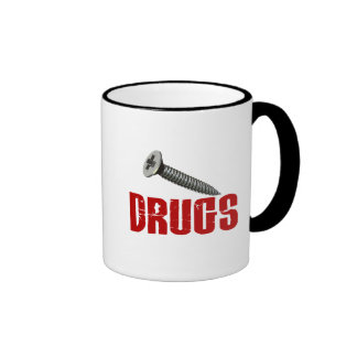 Screw Drugs Mug