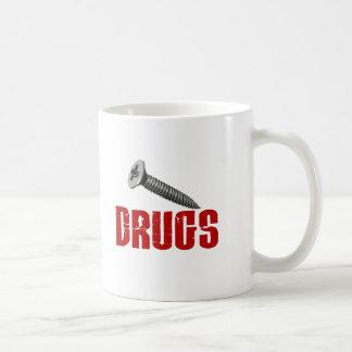 Screw Drugs Mugs
