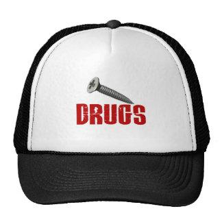 Screw Drugs Trucker Hats