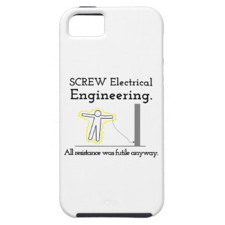 Screw Electrical Engineering iPhone 5 Covers
