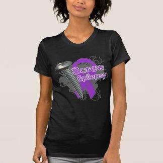 Screw Epilepsy Tee Shirts