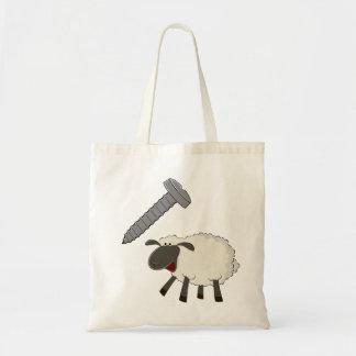 Screw Ewe tote Budget Tote Bag