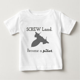 Screw Land Baby T-Shirt