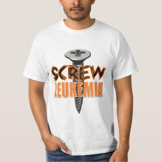 Screw Leukemia T-Shirt