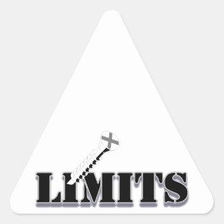 Screw Limits Stickers
