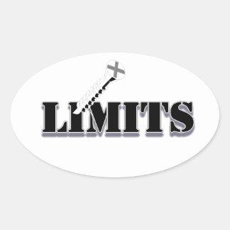 Screw Limits Sticker