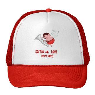 Screw + Love Hat