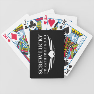 Screw Lucky Playing Cards