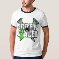 Screw Lymphoma Cancer Tee Shirt
