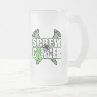 Screw Non-Hodgkins Lymphoma Cancer Coffee Mugs