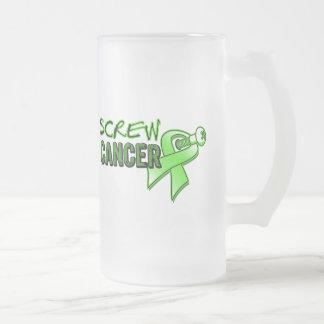 Screw Non-Hodgkin's Lymphoma Mug