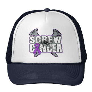 Screw Pancreatic Cancer Hats