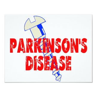 Screw Parkinson's Disease Announcements