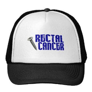 Screw Rectal Cancer 2 Trucker Hat