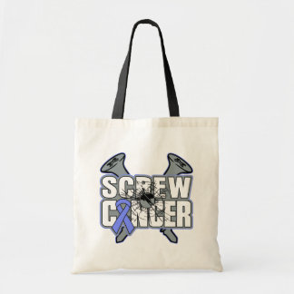 Screw Stomach Cancer Budget Tote Bag