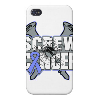 Screw Stomach Cancer Cases For iPhone 4