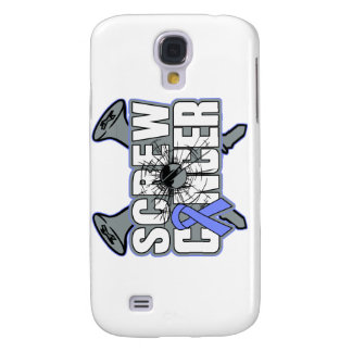 Screw Stomach Cancer Galaxy S4 Covers