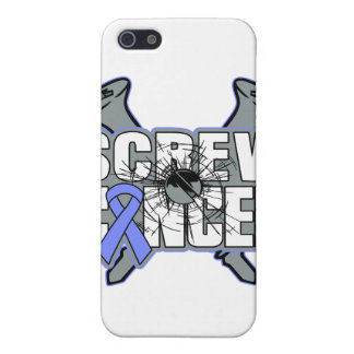 Screw Stomach Cancer iPhone 5 Cases