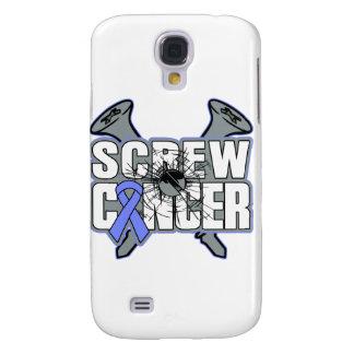 Screw Stomach Cancer Samsung Galaxy S4 Covers