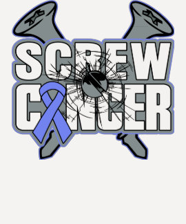 Screw Stomach Cancer T-shirts