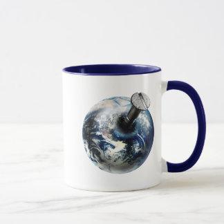 Screw the earth mug
