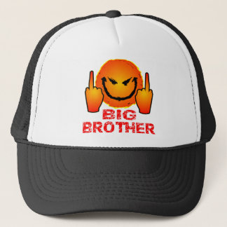 Screw The Federal Government Big Brother Trucker Hat