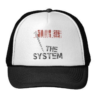 Screw the System Trucker Hat