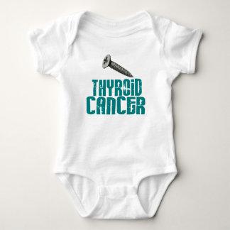 SCREW Thyroid Cancer 1 Baby Bodysuit