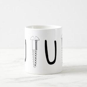 Screw U mug