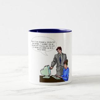 Screw Up- mug