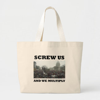 Screw us and we multiply bags