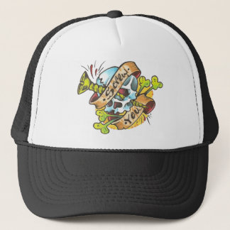 Screw You Skull Hat