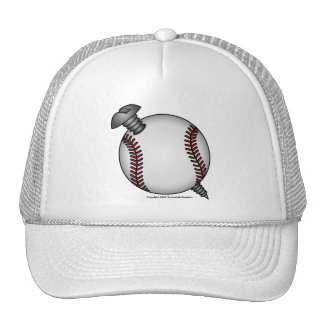 Screwball Hat