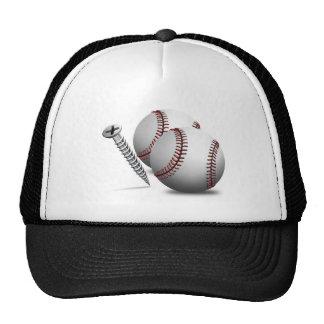 screwballs gorras de camionero