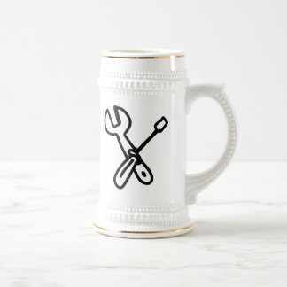 Screwdriver and Wrench Mugs