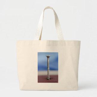 Screwed Canvas Bag