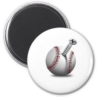 screwedball imán redondo 5 cm