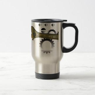 Screws and Gears- Mug