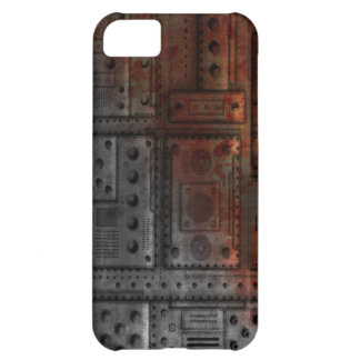 Screws and Rivets weld Case For iPhone 5C